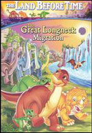 The Land Before Time : The Great Longneck Migration